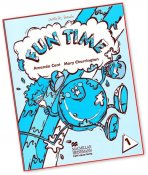'Fun Time 1' 2-in-1: Pupil's Book + Activity Book