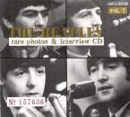 "The Beatles ""Rare Photos And Interviews"" 3CDs"