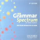 The New Grammar Spectrum for Italian Students, 3rd Edition - Interactive CD ROM