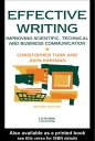 Effective Writing - Improving Scientific, Technical and Business Communication